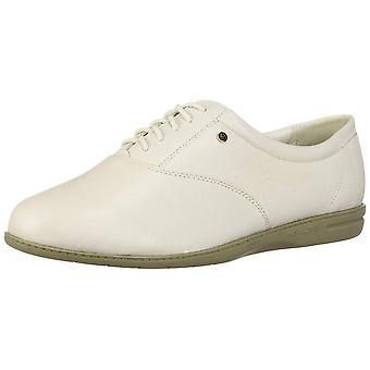 Easy Spirit Womens Motion Leather Low Top Lace Up Walking Shoes