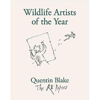 Wildlife Artists of the Year by Quentin Blake - 9781913119065 Book