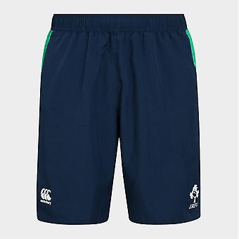 Canterbury Ireland 2019/20 Giocatori Woven Gym Rugby Shorts