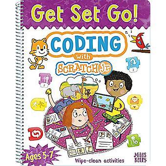 Get Set Go - ScratchJr Projekt av Tech Age Kids - 9781789891478 Book