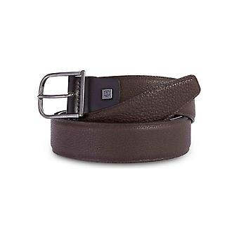 Piquadro - Accessories - Belt - CU4834W95_TM - Men - saddlebrown
