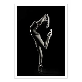 Art-Poster - Klassisk dansare - Sergei Smirnov