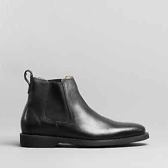 Anatomic & Co. Cardoso Mens Leather Chelsea Boots Black