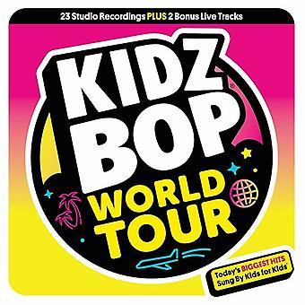 Kidz Bop World Tour [CD] USA import