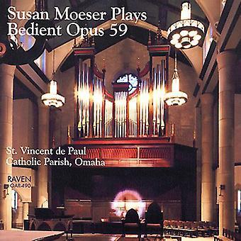 Bedient Opus 59 Organ [CD] USA import