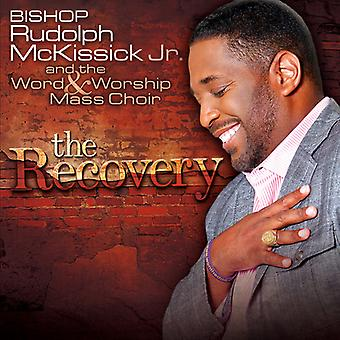 Rudolph McKissick Jr. - Recovery [CD] USA import