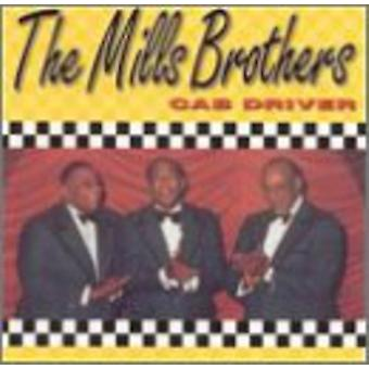 Mills Brothers - Cab Driver [CD] USA import