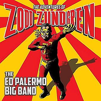 Ed Palermo - Adventures of Zodd Zundgren [CD] USA import