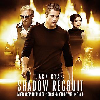 Patrick Doyle - Jack Ryan: Shadow recruter [bande originale] [CD] importation USA