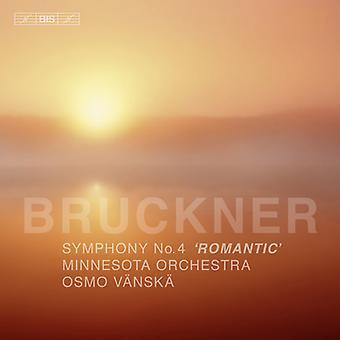 A. Bruckner - Bruckner: Symphony No. 4 'Romantic' [SACD] USA import