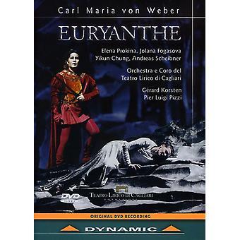 Weber, C.M. Von - Euryanthe (Sung in German) [DVD] USA import