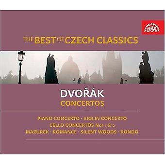 A. Dvorak - The Best of Czech Classics: Dvor K Concertos [CD] USA import