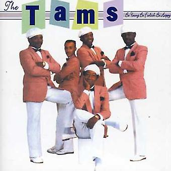 Tams - Be Young Be Foolish Be Happy [CD] USA import