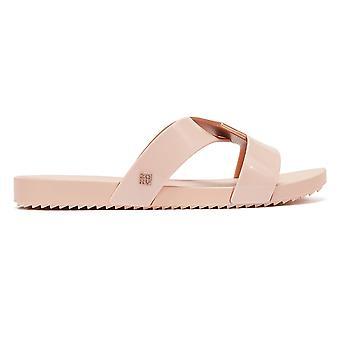 Zaxy Reflect Womens Roze Sandalen