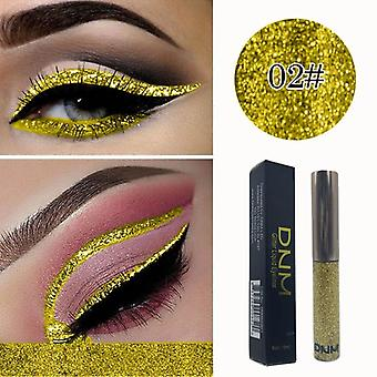 Eyeliner Liquid Glitter - Quick Drying, Waterproof Cosmetics