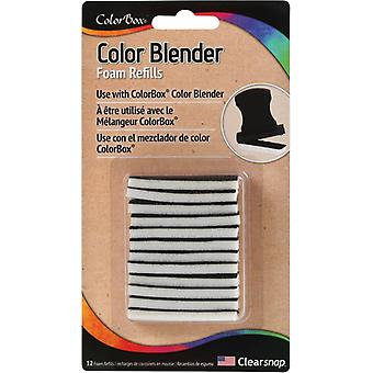 Recargas do liquidificador de cores Clearsnap ColorBox