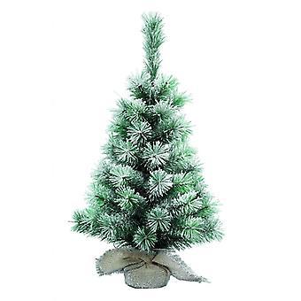 Kaemingk Vancouver Snowy Mini Christmas Tree