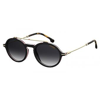 Sunglasses Unisex 195/S black/gold with grey glass
