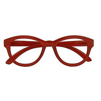 Reading Glasses Women Madonna Red Strength +1.00