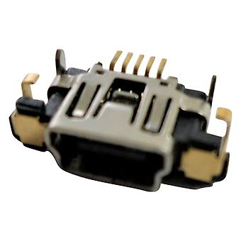 Charging port for sony psp 1000, 2000 & 3000 controllers charger & sync mini usb b socket replacement | zedlabz