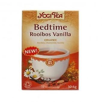 Yogi Tea - Org Bedtime Rooibos Vanilla 17bag