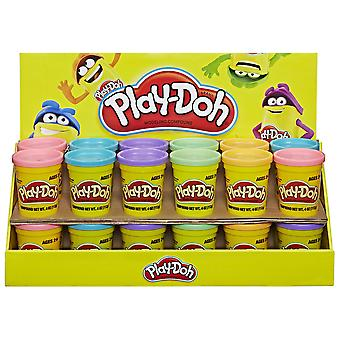 Play-Doh Singles Mixed Colours (12 Pack)