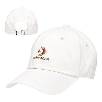 Converse Lock Up Baseball Cap - Egret