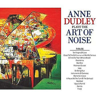 Anne Dudley - Anne Dudley Plays the Art of Noise [Vinyl] USA import