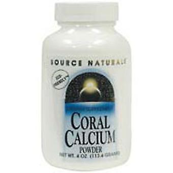 Quelle Naturals Coral Calcium, Pulver 4 Oz