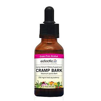Eclectic Institute Inc Cramp Bark, 1 Oz with Alcohol