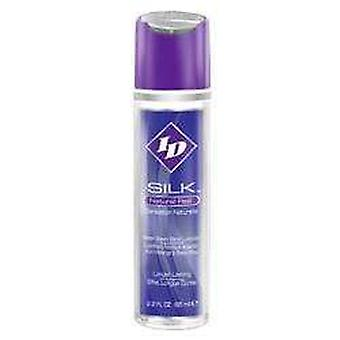 Id silk natural feel water based lubricant 65 ml / 2.2 fl oz tcp85832