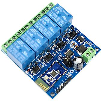 LC Technology 12V 4 Channel Bluetooth Relay Module