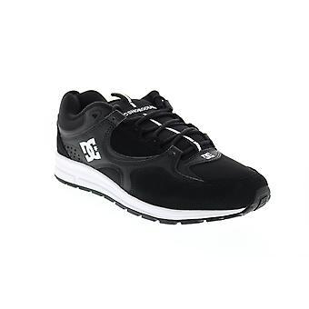 DC Kalis Lite -BLW Mens Black Suede Skate Inspired Sneakers Shoes