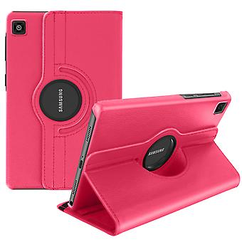 Cover Galaxy Tab A7 10.4 2020 Case with Rotary Support Function 360° Fuschia