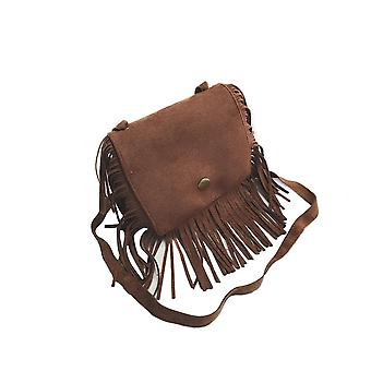 Frędzle Messenger Bag Kid Girls Torebka Moneta Torebka Torba na ramię Girls Fringed
