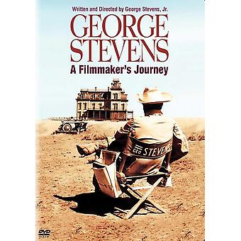 George Stevens A Filmmakers Journey Movie Poster Print (27 x 40)