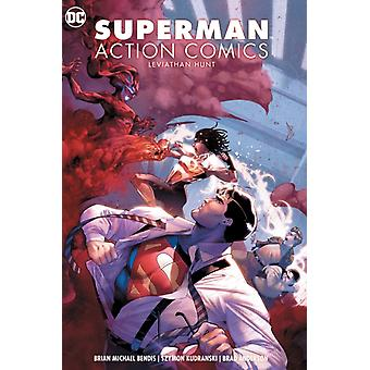 Superman Action Comics Volume 3-kehittäjä: Bendis & Brian Michael