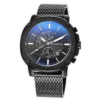 OCHSTIN GQ039 Bussiness Style Mandlige armbåndsur Gentlement Quartz Movement Watch