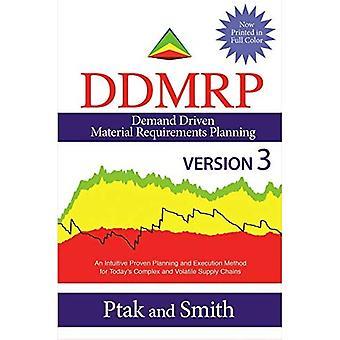 Planificación de requisitos de materiales impulsados por la demanda (DDMRP), versión 3