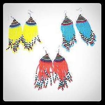 Beaded σκουλαρίκι χειροποίητα beaded γυναίκες σκουλαρίκια