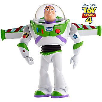 Disney pixar toy story ultimate walking buzz lightyear, 7-calowa wysoka postać z 20 + dźwięków i fraz