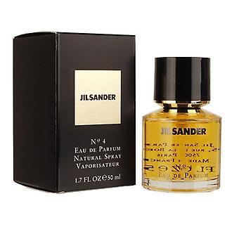 Jil Sander No 4 Eau de perfume spray 50 ml