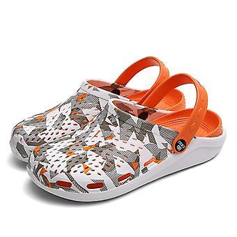 Érkezés Men&s Klumpa Nyári Papucs Lélegző Casual Beach Szandál cipő