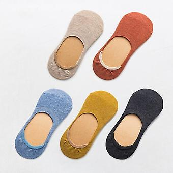 Frühling/Sommer Mode Wild Shallow Mouth Filme weibliche unsichtbare Slipper Socken