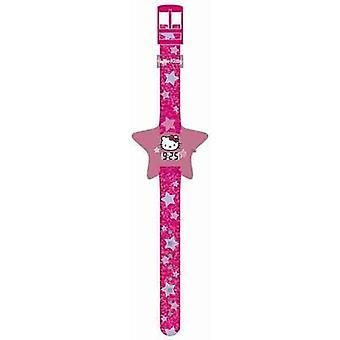 Hello kitty watch lcd watch hk25960