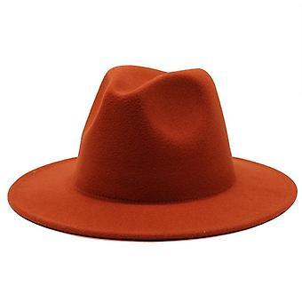 الرجعية الكلاسيكية شعر الجاز / فيدورا القبعات مع بيج بريم بنما، أعلى قبعة و