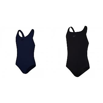 Speedo Girls Medalist Endurance+ One Piece Swimsuit