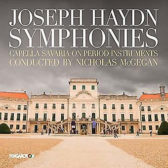 Haydn / Capella Savaria - Haydn Symphonies [CD] USA import