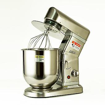 Elektrický stojan Mixer pre kuchynské planetárne potraviny Mixer s krytom