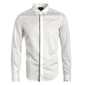 Emporio Armani Classic Shirt - White